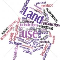 Land use graphic